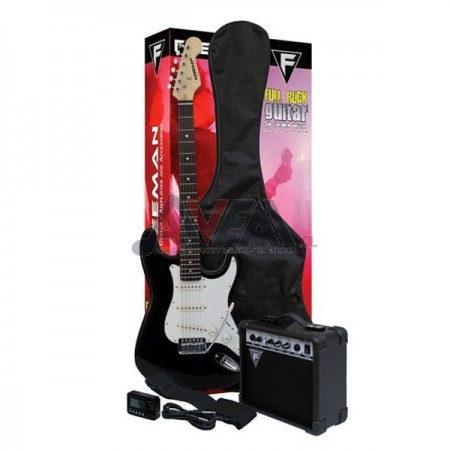 PACK GUITARRA ELÉCTRICA FREEMAN