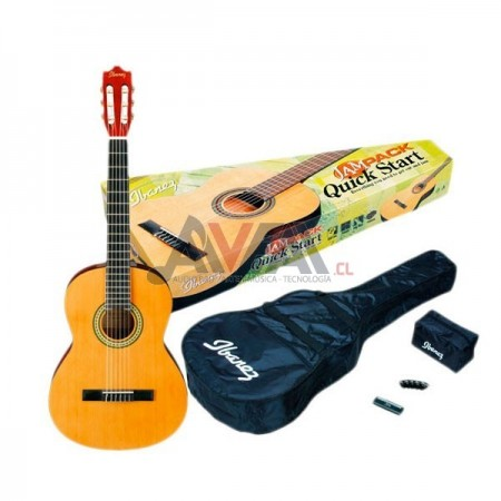 PACK GUITARRA GA3 AM IBANEZ