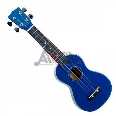 UKELELE SOPRANO UK201 AZUL FREEMAN