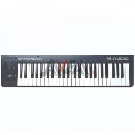 CONTROLADOR MIDI KEY STATION 49 M-AUDIO