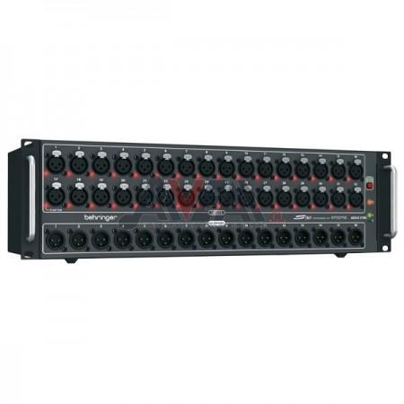 MULTIPAR STAGE BOX MIDAS 32 CH DL32 BEHRINGER
