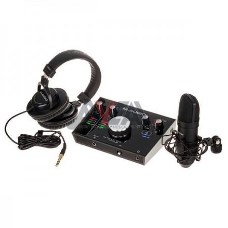 INTERFAZ MTRACK2X2 VOCAL STUDIO PRO M-AUDIO