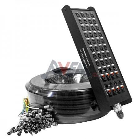 CABLE MULTIPAR 32X8X45M OPTUX PRO