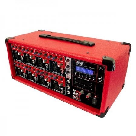 POWER MIXER NVK 8500-BT NOVIK